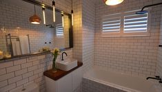 Geometric Tile Ideas: Small Bathroom Remodel On A Budget - Total Cost: $1,361
