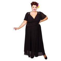 Cute, flattering and style retro & vintage plus size dresses. New plus size vintage style dresses in sizes Plus Size Retro Dresses, Bridesmaid Dresses Plus Size, Plus Size Outfits, Vintage Inspired Fashion, 1940s Fashion, Vintage Fashion, 1940s Dresses, Vintage Style Dresses, Women's Dresses