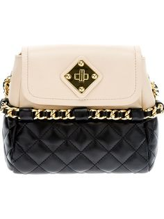 Moschino Quilted Shoulder Bag - Stefania Mode - farfetch.com