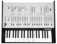 ARP Odyssey I. These things sound awesome. So much character and weight to the sound.