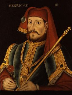 In 1413 today, English King Henry IV died at age 45. He became king in 1399, after he led the deposition of his cousin, King Richard II. Henry was a grandson of Edward III, and the father of Henry V, as well as the first English monarch of the House of Lancaster.