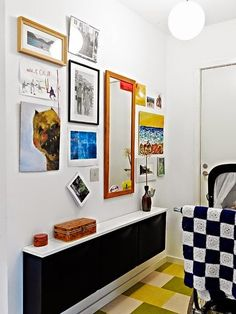 Diferentes usos del zapatero trones de IKEA