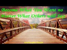 Abraham Hicks 2016 - Become what you want no matter what others will say(Brand New) - YouTube