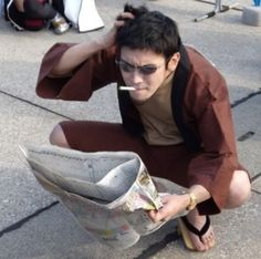 Gintama cosplay - OMG Madao!!!!!!!
