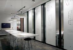 Espace MV | humà design Fun Office Design, Corporate Office Design, Office Interior Design, Office Interiors, Office Decor, Architecture Office, Architecture Design, Sales Center, Sales Office