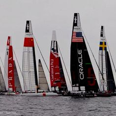 """America""""s Cup will be in San Fran in 2013!!! :D"""