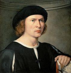 https://flic.kr/p/qYHMNo | Pordenone (1483 or 1484-1539) -- Portrait of a Musician | European Art: Vienna Collection
