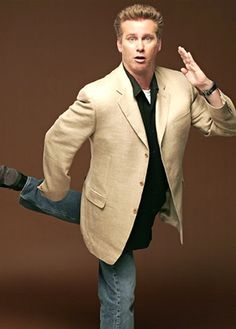Brian Regan - Funniest Man Alive (he would make me laugh every day of my life...)
