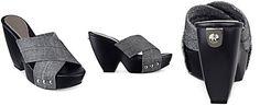 GUESS Women's Vonnie Platform Wedge Sandals