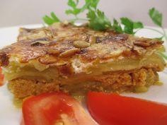 Csütörtök: Rakott cukkini Lasagna, Ethnic Recipes, Food, Essen, Meals, Yemek, Lasagne, Eten