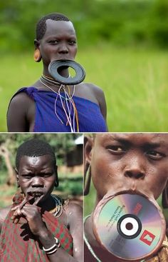 8 Most Extreme Cultural Body Modifications - Oddee.com