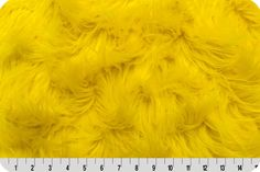 Gorilla Fur Yellow