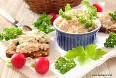 liwa z oliwek Potato Salad, Healthy Recipes, Healthy Meals, Food And Drink, Potatoes, Ethnic Recipes, Blog, Halloween, Diet
