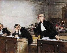 Jules-René Hervé - L'avocat furieux