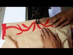 Hi Friends, Very Creative Salwars Mohri ka design / Designer poucha for bottom / Salwar bottom design stitching. New simple Salwar Mohri ka design for Punjab. Chudidhar Neck Designs, Salwar Neck Designs, Saree Blouse Neck Designs, Dress Neck Designs, Sleeve Designs, Kurti Sleeves Design, Sleeves Designs For Dresses, Patch Work Blouse Designs, Legs Mehndi Design
