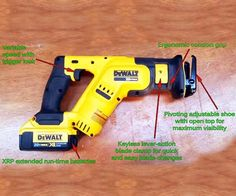 Best Cordless Reciprocating Saw | Best Saw Reviews