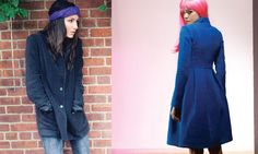 Vegan, cruelty-free coats from Vaute Couture