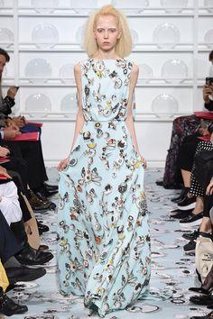 Schiaparelli - Haute Couture Spring Summer 2016 - Shows - Vogue.it