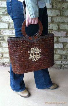 Marley Lilly bag. Love this!