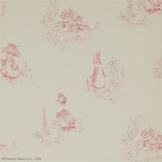 Tales of Beatrix Potter wallpaper
