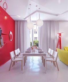 Hochwertig Wand Dekor Ideen Für Den Essbereich #Esszimmer