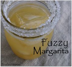 On the blog: A Fuzzy Margarita,with flavors of peach and orange! http://hungryenoughtoeatsix.com/2015/07/six-of-one-fuzzy-margarita/