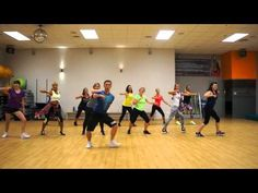 ZUMBA Major Lazer and DJ Snake -Lean on - YouTube