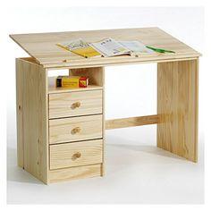 Kinderschreibtisch  Kinderschreibtisch-Schreibtisch-fr-Kinder-Basteltisch-Zeichentisch ...