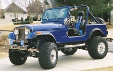 Jeep CJ7 1984!:) Sweet Ride