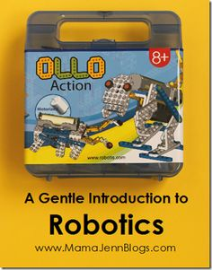 OLLO Robotics Kit: A Gentle Introduction to Robotics