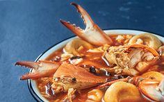 Chilpachole de jaiba, un platillo tradicional para el menú del día ¡Tienes que probarlo! | Sopas y caldos | Revista Cocina Vital