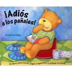 libro infantil control de esfinteres - Buscar con Google Winnie The Pooh, Smurfs, Disney Characters, Fictional Characters, Daddy, Books, Sony, Training, Google