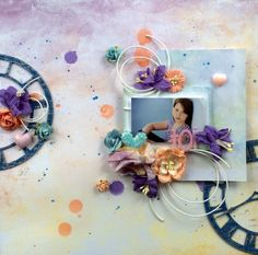06/11/2014 Layouts, Scrapbooking, Frame, Home Decor, Homemade Home Decor, Scrapbook, Interior Design, Frames, Home Interiors