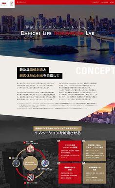 Web Layout, Layout Design, Office Web, Beautiful Web Design, Japanese Poster Design, Innovation Lab, Website Images, Wordpress Theme Design, Web Design Services