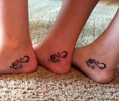 Mother/Daughter/Sister tattoo