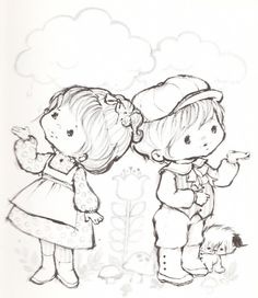 Charmer colouring book