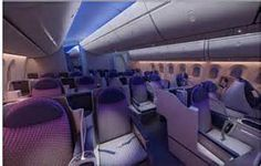 Aeromexico has unveiled the configuration of its first Boeing 787 Dreamliner.  #BizTravel #Aeromexico #Dreamliner #Airlines #Travel #Boeing