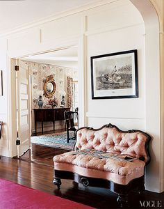 {décor inspiration | house & garden : vogue's best summer homes} by {this is glamorous}, via Flickr