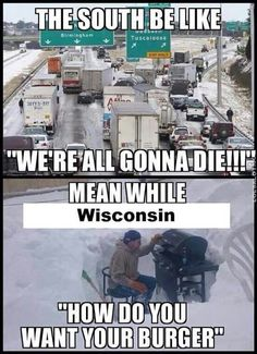 Meanwhile in Wisconsin…