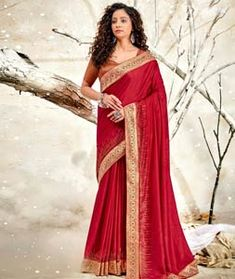Chanderi Silk Saree Chanderi Silk Saree, Silk Sarees, Long Cut, Spring Sale, Blouse Online, How To Dye Fabric, Head To Toe, Festival Wear, Color Shades