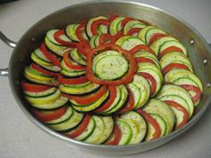 ratatouille's ratatouille.  I made this using this recipe:   http://smittenkitchen.com/blog/2007/07/rat-a-too-ee-for-you-ee/