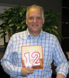 Jeff Kliegman has an even DOZEN years as Executive Director for LLoydSales/Marketing.  Jeff was recently named as one of the Top 200 Agency Recruiters nationwide by The Ladders, Q4 2013!  Congrats Jeff!