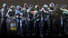 Tom Clancy's Rainbow Six Siege - FPS de Ubisoft · ❤ PetitBuzz