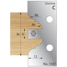 Buy Whitehill Cutters [pr] for sale at Scott+Sargeant Woodworking Machinery: Showroom warehouse near London Woodworking Machinery, Natural Wood, Accessories