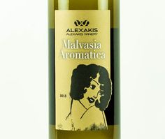 Malvasia Aromatica 2013 - Οινοποιία Αλεξάκη - Botilia.gr