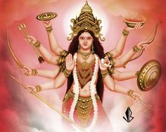 Image result for goddess durga images