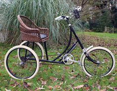Page 352. 1928 Rochet Wicker-Seat Tricycle. SOLD | 2nd BuyVintage ...