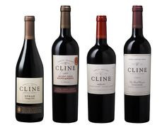 Cline Cellars on Packaging of the World - Creative Package Design Gallery