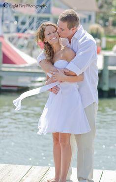 beach wedding/ still entertaining the idea of a short dress ;)-