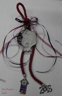Χειροτεχνημα - Handmade Washer Necklace, Charms, Headphones, Jewelry, Headpieces, Jewlery, Jewerly, Ear Phones, Schmuck